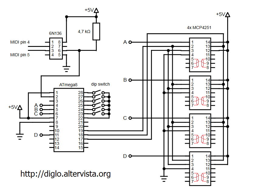 circuit diagram (beta stage)